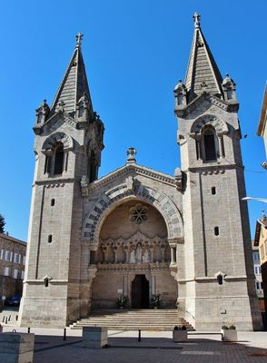 Basilique Lalouvesc
